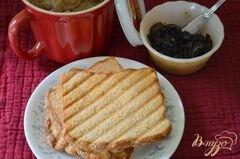 «Куриный паштет с бальзамическим луком.» - приготовления блюда - шаг 4