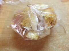 «Куриное филе в рукаве с яблоками» - приготовления блюда - шаг 5