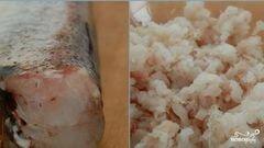 «Котлеты из рыбного фарша» - приготовления блюда - шаг 1