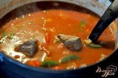 «Быстрый чили» - приготовления блюда - шаг 4