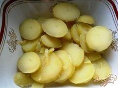 «Картофельный салат» - приготовления блюда - шаг 5