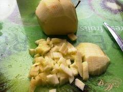 «Картофельный салат» - приготовления блюда - шаг 8