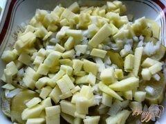 «Картофельный салат» - приготовления блюда - шаг 9
