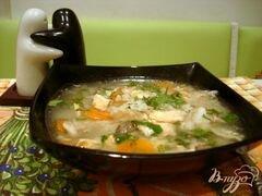 «Рыбный суп из голов» - приготовления блюда - шаг 6