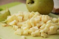 «Плов с тыквой и фруктами» - приготовления блюда - шаг 2