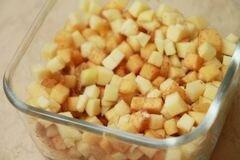 «Плов с тыквой и фруктами» - приготовления блюда - шаг 4
