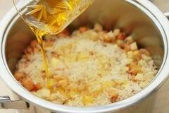 «Плов с тыквой и фруктами» - приготовления блюда - шаг 6