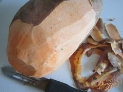 «Салат из сладкого картофеля Батат» - приготовления блюда - шаг 1