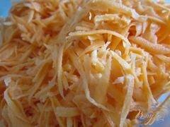 «Салат из сладкого картофеля Батат» - приготовления блюда - шаг 2