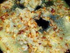 «Картофель фаршированный грибами» - приготовления блюда - шаг 5