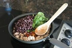 «Фаршированный перец по-мексикански» - приготовления блюда - шаг 3