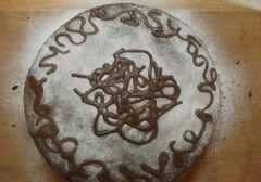 «Шифоновый пирог с масляно-шоколадным кремом и коньячной пропиткой» - приготовления блюда - шаг 7