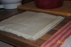 «Трубочки хрустящие с мясной начинкой» - приготовления блюда - шаг 1