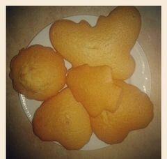 «Манные кексики» - приготовления блюда - шаг 1