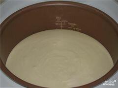 «Чизкейк в мультиварке из творога» - приготовления блюда - шаг 6