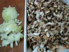 «Картофельные зразы с шампиньонами» - приготовления блюда - шаг 1