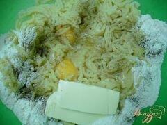 «Картофельные зразы с шампиньонами» - приготовления блюда - шаг 4