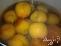 «Компот из персиков» - приготовления блюда - шаг 1