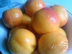«Компот из персиков» - приготовления блюда - шаг 3