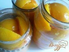 «Компот из персиков» - приготовления блюда - шаг 5
