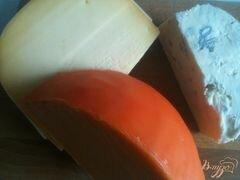 «Картофельная лепешка с сыром» - приготовления блюда - шаг 3