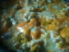 «Картофельная лепешка с сыром» - приготовления блюда - шаг 5