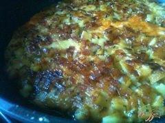 «Картофельная лепешка с сыром» - приготовления блюда - шаг 6