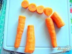 «Морковь в тесте» - приготовления блюда - шаг 3