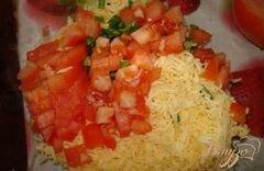 «Полосатый печеночный паштет из куриной (индющиной) печени с сыром» - приготовления блюда - шаг 3