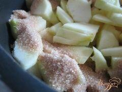 «Яблочная паста для завтраков» - приготовления блюда - шаг 2