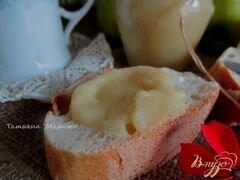 «Яблочная паста для завтраков» - приготовления блюда - шаг 7