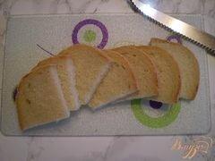 «Канапе с двумя видами сыра и маринованными яйцами» - приготовления блюда - шаг 2