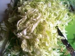 «Салат из красной фасоли и винограда» - приготовления блюда - шаг 3