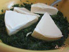 «Вареники с картофелем и маслинами» - приготовления блюда - шаг 8