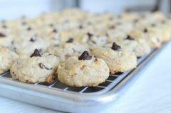 «Миндальное печенье с шоколадом» - приготовления блюда - шаг 11