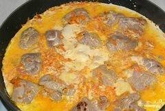 «Курица с морковью» - приготовления блюда - шаг 4