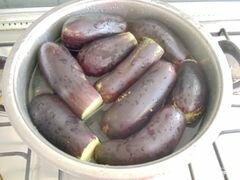 «Квашеные баклажаны» - приготовления блюда - шаг 2