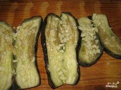«Квашеные баклажаны» - приготовления блюда - шаг 7