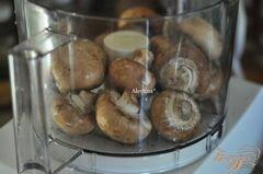 «Мясной хлеб с индюшатиной и грибами» - приготовления блюда - шаг 1