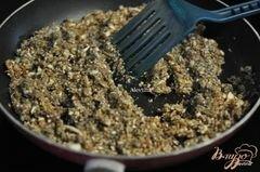 «Мясной хлеб с индюшатиной и грибами» - приготовления блюда - шаг 2