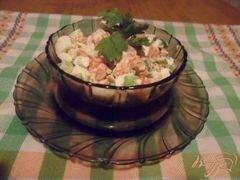 """«Салат """"Селяночка!» - приготовления блюда - шаг 5"""