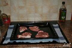 «Свинина, запечённая с ананасом» - приготовления блюда - шаг 2