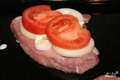 «Свинина, запечённая с ананасом» - приготовления блюда - шаг 3