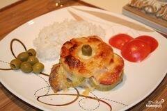 «Свинина, запечённая с ананасом» - приготовления блюда - шаг 7