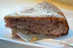 «Быстрый кекс с маком и вареньем» - приготовления блюда - шаг 4