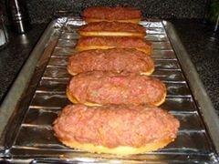 «Домашние чизбургеры» - приготовления блюда - шаг 5