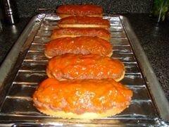 «Домашние чизбургеры» - приготовления блюда - шаг 6