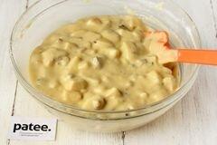 «Медовый пирог с орехами и яблоками» - приготовления блюда - шаг 11