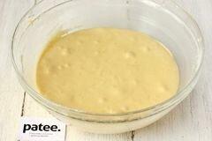 «Медовый пирог с орехами и яблоками» - приготовления блюда - шаг 9
