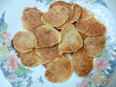 «Чипсы картофельные» - приготовления блюда - шаг 6